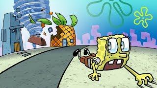 Roblox | SUCKED INTO BIKINI BOTTOM - Roblox Spongebob Game! (Spongebob Squarepants)