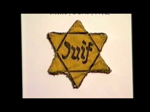 JUIF - Jewish Name Branding - June 1942 Paris, France -