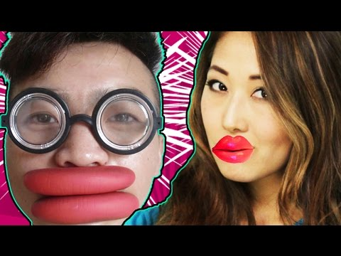 How To Get Big Sexy Lips video