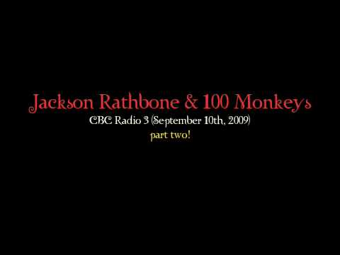 Jackson Rathbone on CBC Radio3 (PART TWO)