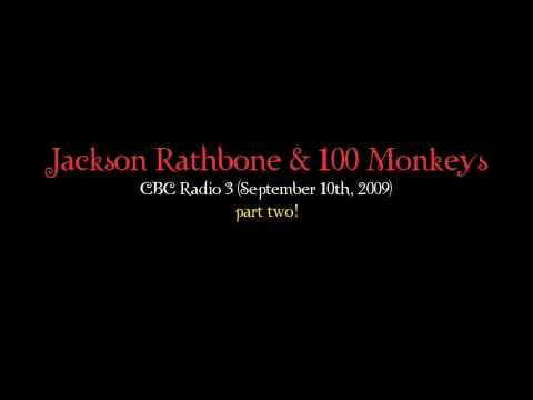 Jackson Rathbone on CBC Radio3 (PART TWO)