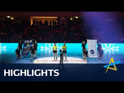 Highlights | Team Esbjerg vs. FTC Cargo Rail | Round 8 | DELO WOMEN'S EHF Champions League 2019/20