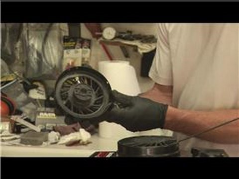Lawn Mower Repair : How to Troubleshoot a Lawn Mower Starter