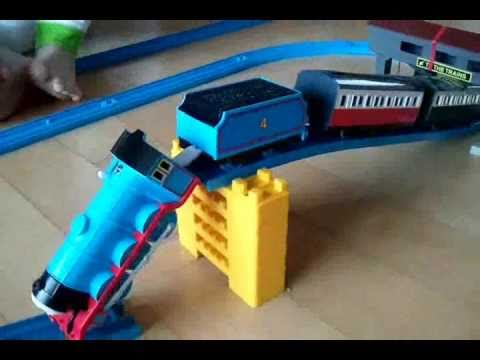 Thomas the tank engine - Accidents will happen