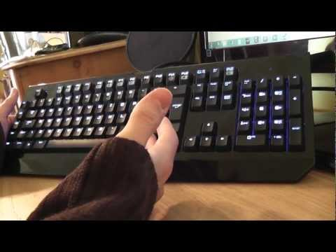 Game Lock Tech - Razer BlackWidow Ultimate Elite Mechanical Gaming Keyboard Review