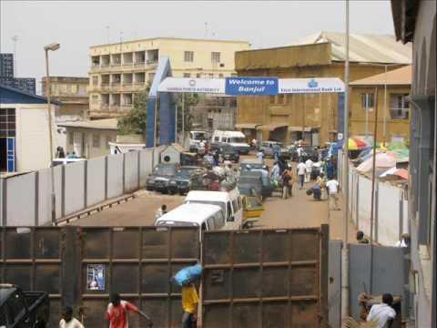 Banjul Ferry