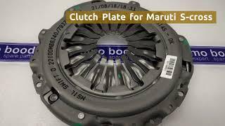 Clutch Plate for Maruti Suzuki S-cross