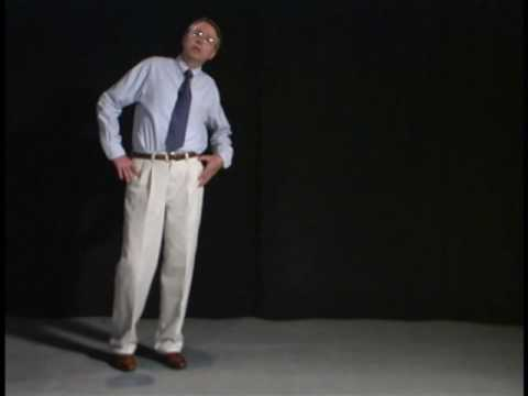 Abnormal Gait Exam : Myopathic Gait Demonstration