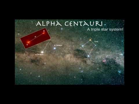 A Journey to Alpha Centauri  - Christian Marois (SETI Talks 2017)