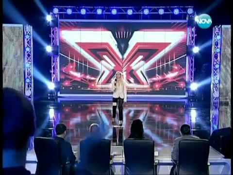 X Factor Bulgaria – worst voice and falling off stage – Epic Fail
