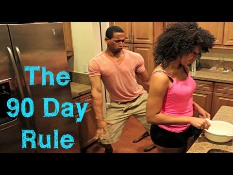 90 days dating rule