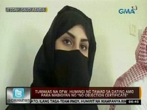 Tumakas na OFW, humingi ng tawad sa dating amo para mabigyan ng