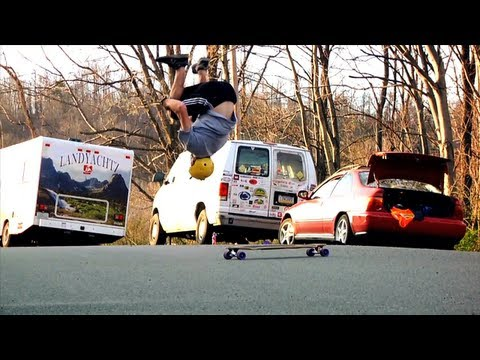 Landyachtz Longboards - Campus Tour - Pennsylvania/Maryland/Virginia