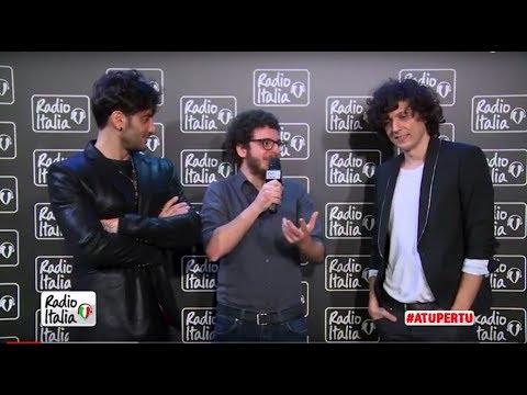 #atupertu con Ermal Meta e Fabrizio Moro (Sanremo Italiano 2018) 28/01/2018