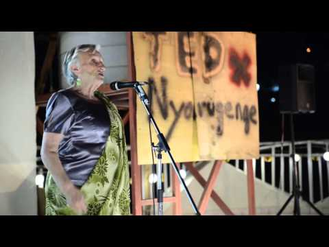 From The Heart | Arlene Brown | TEDxNyarugenge