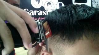 Tutorial Potong Rambut Undercut, Cara Memotong Rambut Model Undercut (Video Lengkap Mudah, Terbaik )