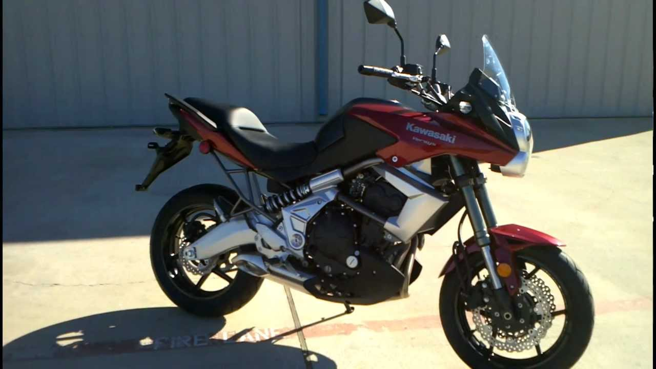 overview and review 2011 kawasaki versys 650 youtube. Black Bedroom Furniture Sets. Home Design Ideas