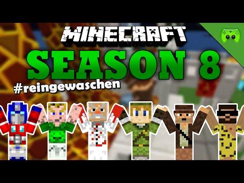 #reingewaschen «» Minecraft Season 8 # 289 HD