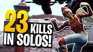 CALCULATED SPLODES! 23 Kill Gameplay (Fortnite Battle Royale)