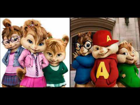 Teri Meri Bodyguard Alvin And The Chipmunks Version video