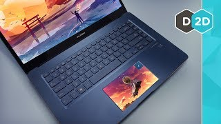 The Laptop with TWO Screens - ZenBook Pro 2018