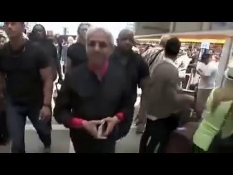 EL GUARDAESPALDAS DE YIYE AVILA Y LOS GUARDAESPALDAS DE BENNY HINN