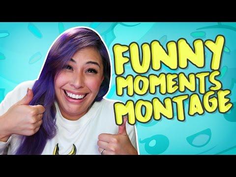 Funny Moments Montage - ihasCupquake