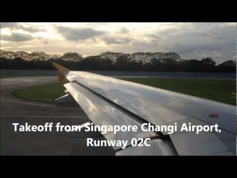 Tiger Airways Airbus A320 - Flight to Phuket & Back