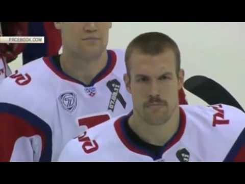 Гимн СССР на хоккее в Словении привел в восторг пользователей Сети