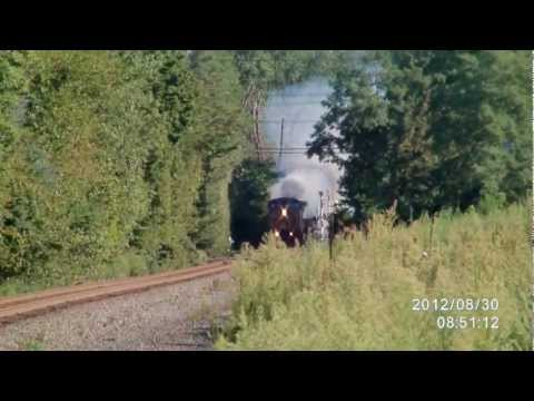 HD: Thursday railfanning! ICE, DME, 14 trains, and so much more! 8-30-12.