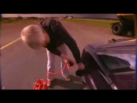Fifth Gear, Wrong fuel type Opel Astra and Ford Escort