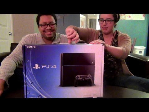 PlayStation 4 Battlefield 4 Bundle Unboxing