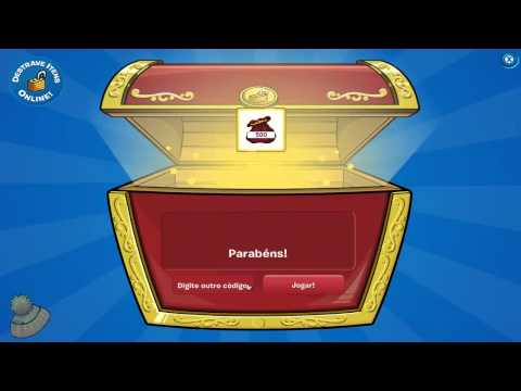 Club Penguin - Códigos que liberam 2500 moedas