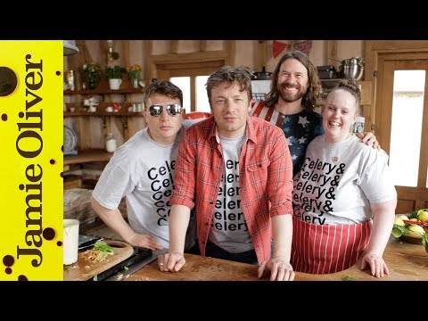 Jamie Oliver's Epic Veg Time. - YouTube Comedy Week