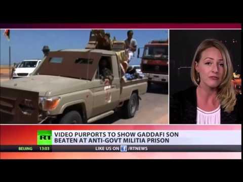 Saadi Gaddafi torture video shows name guarantees 'maximum mistreatment' & no justice   lawyer to RT