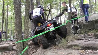 Atv Trial Partille 2012