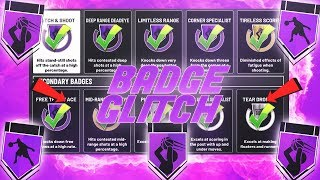 *NEW* NBA 2K19 INSTANT MAX BADGE GLITCH!FASTEST WAY TO GET HOF BADGES!AFTER ALL PATCHES!