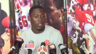 TigerNet.com - Wayne Gallman previews Auburn