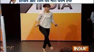 download lagu Mary Kom Displays Her Skipping Tactics At India Tv gratis