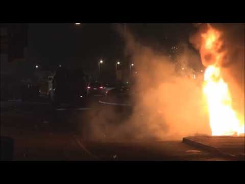 Bahrain : Clashes Under The Slogan { Challenge Flags } Challenging The Government