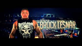 brock lesnar  musique by dylan et quentin