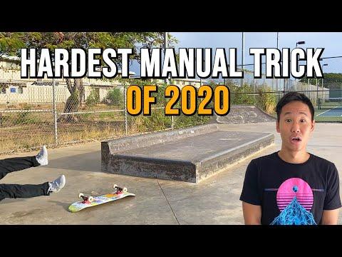My Hardest Manual Trick of 2020