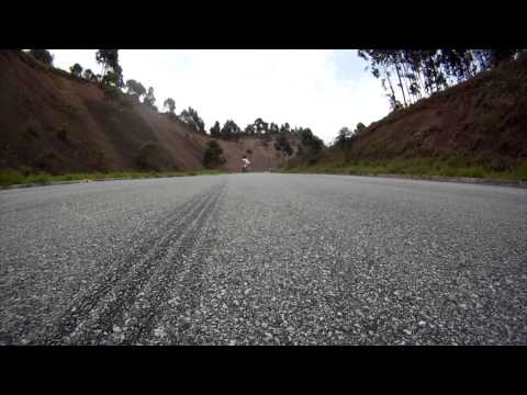 A Perfect Day II - Downhill Skateboarding