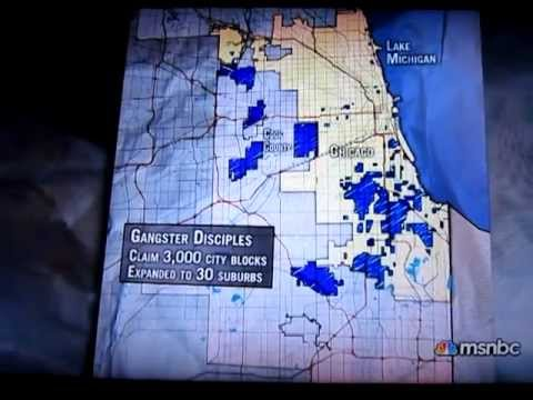 CHICAGOS GANGSTER DISCIPLES INTERNAL WAR INSIDE COOK COUNTY JAIL PT. 3 OF 6