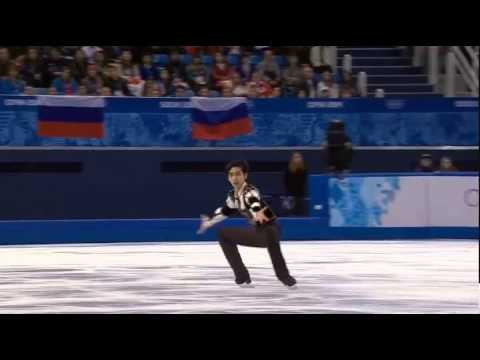 [HD] Michael Christian Martinez - PHILIPPINES - Sochi Winter Olympics 2014 Performance