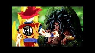Yamoshi!! Appeared and Helped Goku