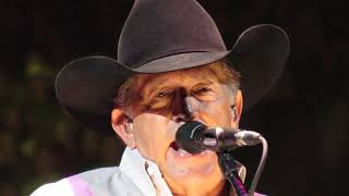 George Strait Every Little Honky Tonk Bar 2018 Las Vegas Nv T Mobile Arena