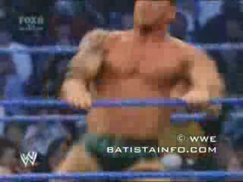 Batista vs Jamie Noble SmackDown 10 26 07 Music Videos