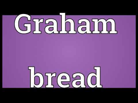 Header of graham bread