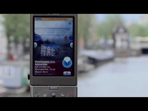 Layar, worlds first mobile Augmented Reality browser